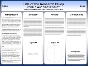 research poster templates | postersession, Presentation templates