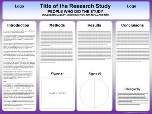 template for tri-fold research poster