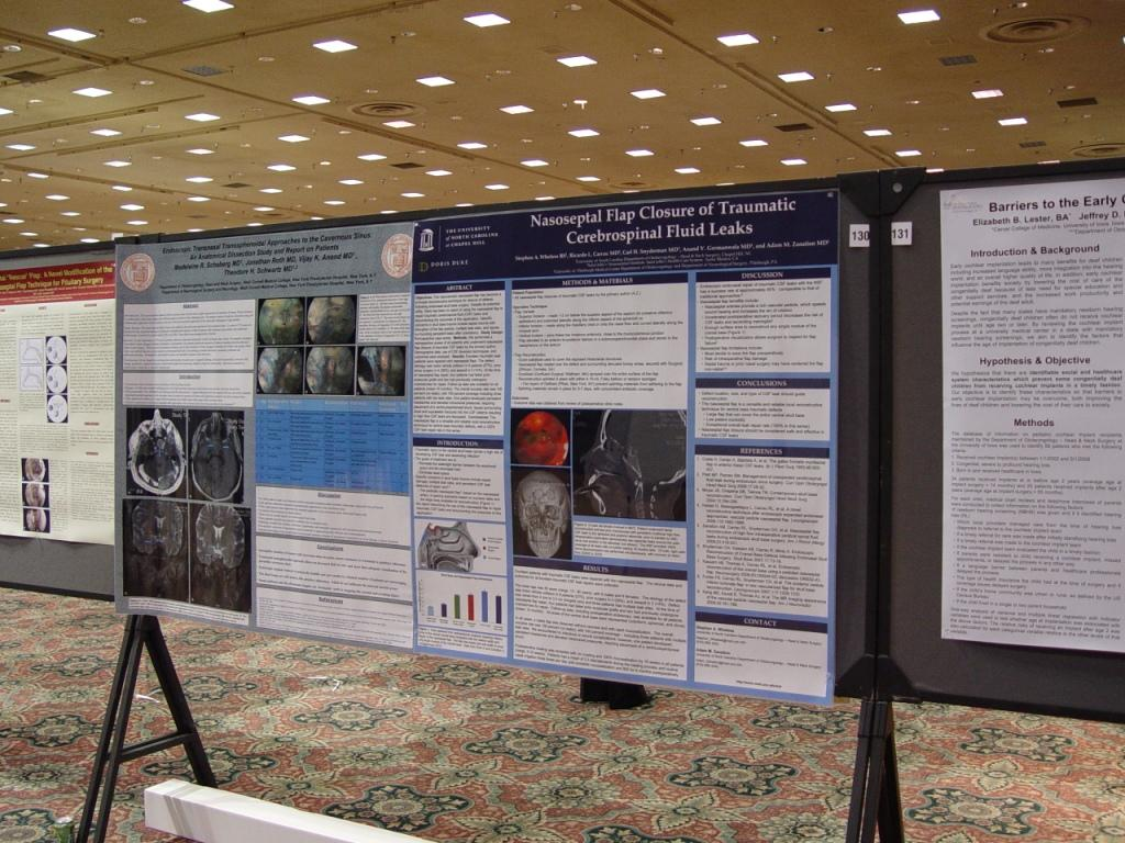 Poster Templates Scientific Poster Presentation Printing