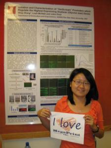 research posters from programs other than PowerPoint