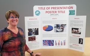 scientific research poster board