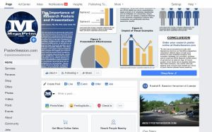 postersession on facebook